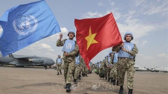 Vietnam aprecia actividades de mantenimiento de la paz de la ONU