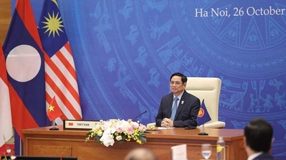 Primer ministro vietnamita pide responsabilidad de la ASEAN en solución de asuntos regionales
