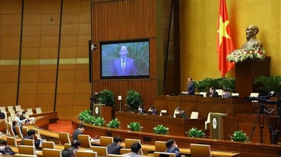 Parlamento vietnamita analizará proyectos de leyes importantes