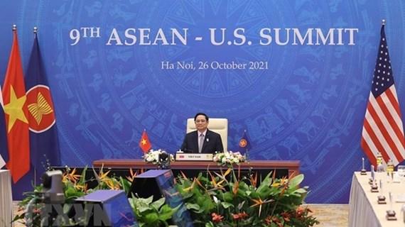 Primer ministro de Vietnam propone fortalecer relaciones entre ASEAN y Estados Unidos