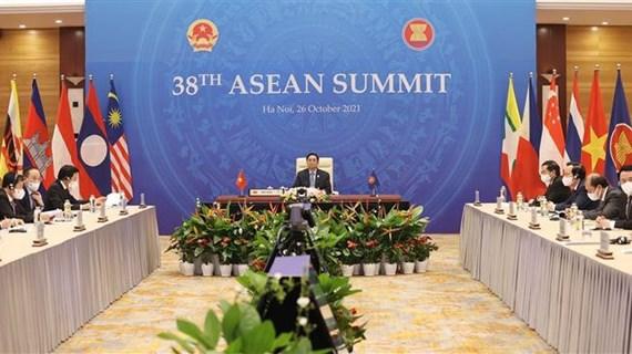 Inauguran cumbres 38 y 39 de la ASEAN de forma virtual