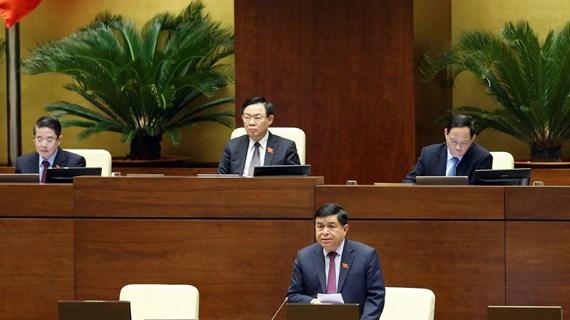 Parlamento de Vietnam concluye octava jornada de segundo período de sesiones