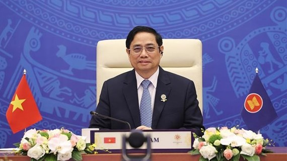 Primer ministro vietnamita solicita a Japón mantener apoyo a la ASEAN