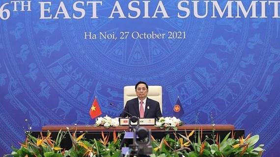 Vietnam propone medidas para agilizar lazos entre países de EAS