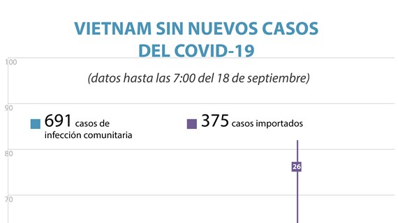Vietnam: 16 días sin infección comunitaria por COVID-19
