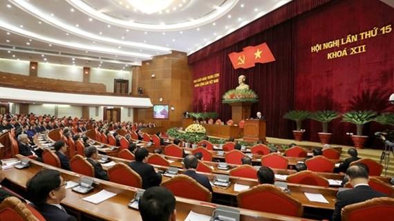 El XV pleno del Comité Central del PCV completa los preparativos para XIII Congreso Nacional