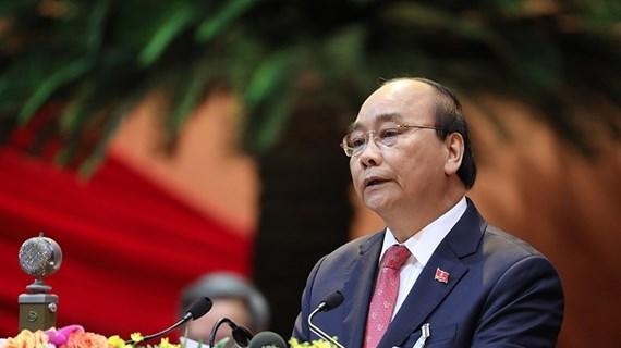 Primer Ministro de Vietnam resalta misión del XIII Congreso partidista