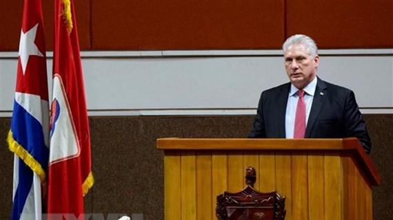 Felicita Vietnam al Primer Secretario del Partido Comunista de Cuba