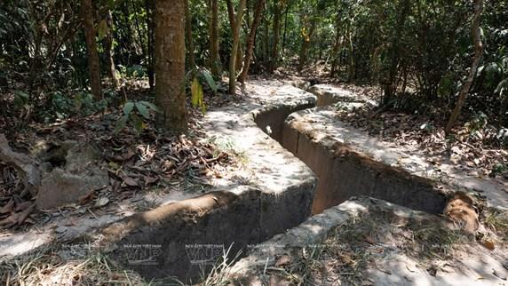Túneles de Cu Chi, camino a convertirse en patrimonio mundial