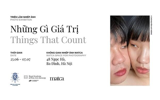 Efectuaran en Hanoi exhibicion fotografica sobre valores en el contexto de la pandemia hinh anh 1