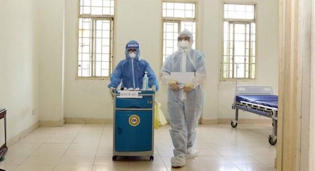 Vietnam registra 909 casos nuevos de COVID-19 hinh anh 1