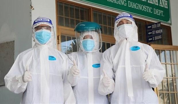 Vietnam reporta dos mil 787 nuevos contagios del COVID-19 hinh anh 1