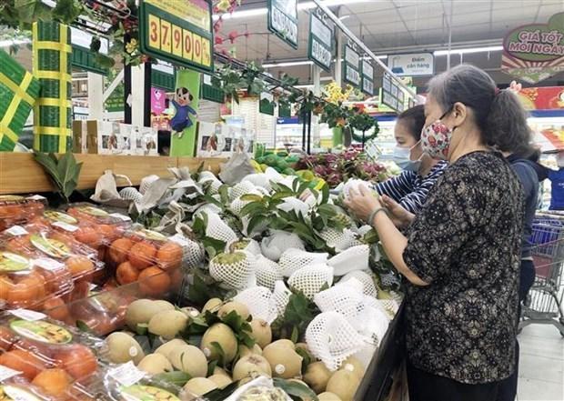 En alza Indice de Precios al Consumidor de Vietnam en abril hinh anh 2