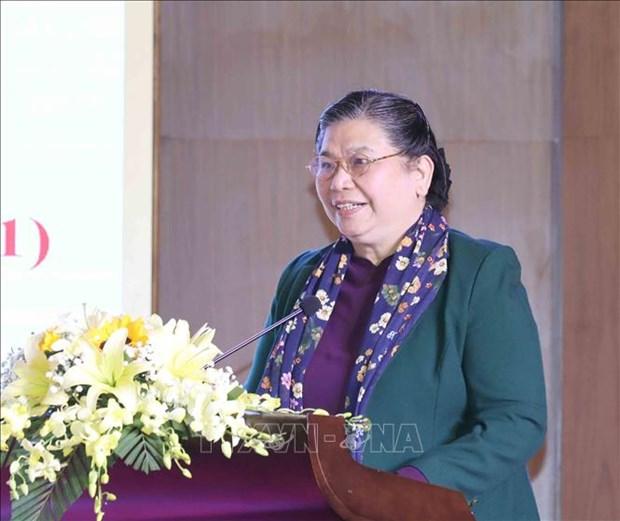 Destacan actividades de relaciones exteriores de Asamblea Nacional de Vietnam hinh anh 1