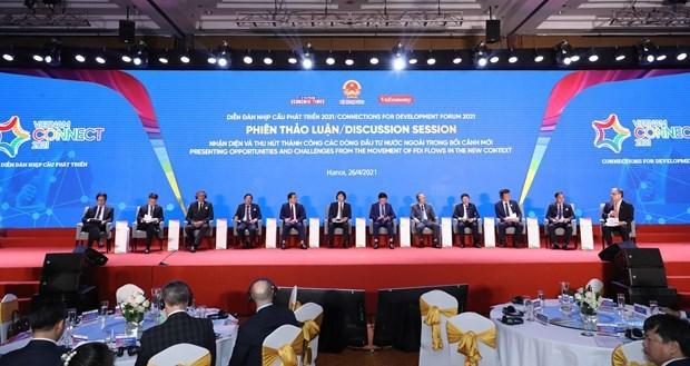 Vietnam sobresale como destino seguro para la inversion extranjera hinh anh 2