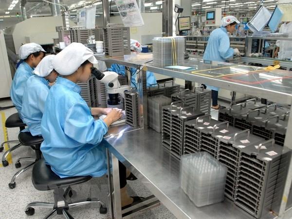Empresas vietnamitas desarrollan la industria auxiliar para integrarse a cadenas de suministro global hinh anh 2