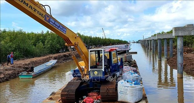 Promueven la ejecucion de proyectos eolicos en provincia vietnamita de Soc Trang hinh anh 2
