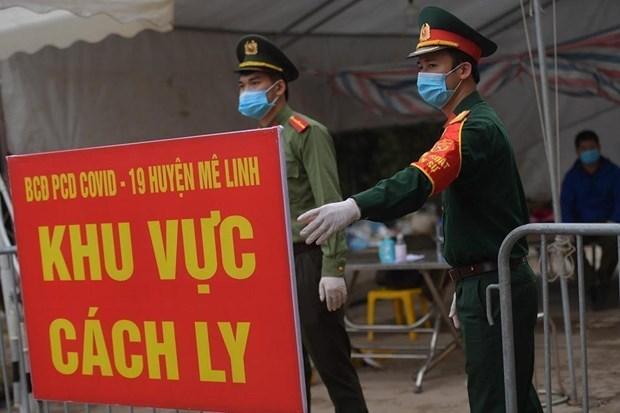 Lucha de Vietnam contra el COVID-19: Retrospectiva y soluciones venideras hinh anh 1