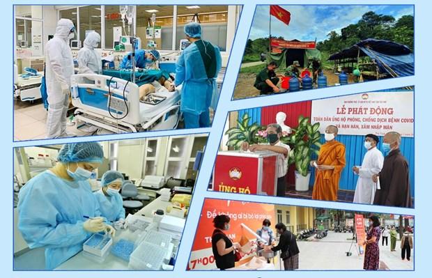 Lucha de Vietnam contra el COVID-19: Retrospectiva y soluciones venideras hinh anh 5