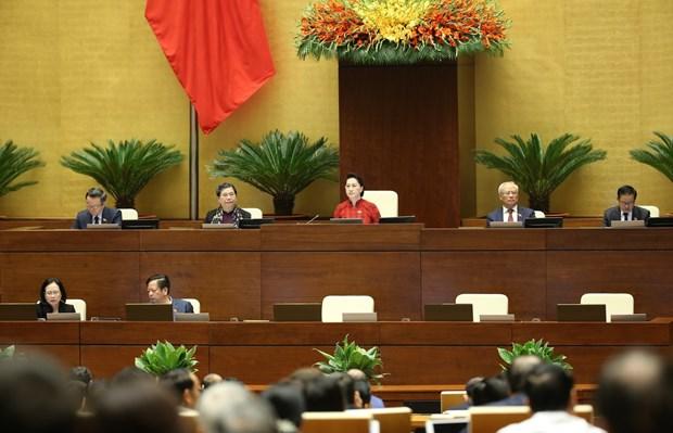 Asamblea Nacional de Vietnam: maximo organo del poder estatal y de representacion del pueblo hinh anh 2