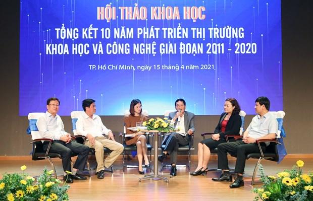 Vietnam por vigorizar el desarrollo de la ciencia y tecnologia para 2021-2030 hinh anh 1