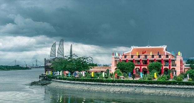 Muelle de Nha Rong, destino que marca la carrera revolucionaria del Presidente Ho Chi Minh hinh anh 1