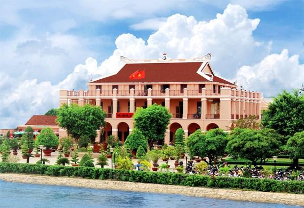 Muelle de Nha Rong, destino que marca la carrera revolucionaria del Presidente Ho Chi Minh hinh anh 3