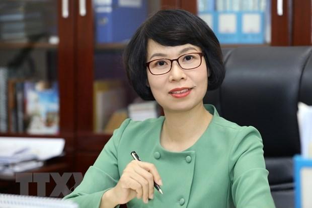 Agencia Vietnamita de Noticias tiene nueva directora general hinh anh 1