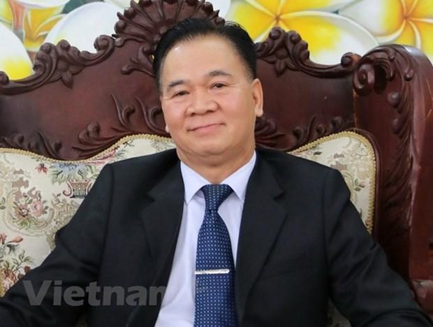 Consolidacion de las filas del Partido Comunista de Vietnam en mirada de amigos internacionales hinh anh 2