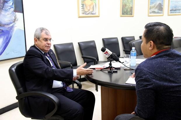 Dirigente cubano destaca importancia de reforma constitucional hinh anh 2