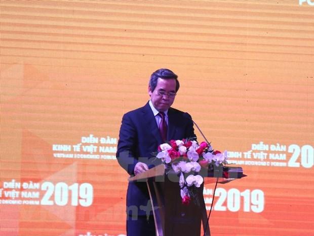 Destacan en Vietnam necesidad de mantener el ritmo de crecimiento hinh anh 2