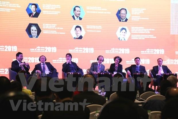Destacan en Vietnam necesidad de mantener el ritmo de crecimiento hinh anh 3