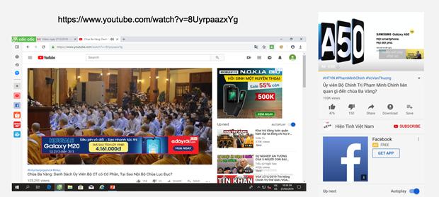 Detectan severas violaciones de YouTube en Vietnam hinh anh 4
