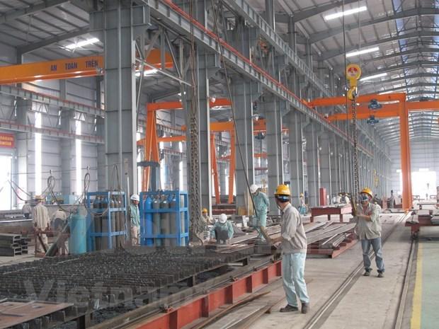 Registro Vietnam deficit comercial en enero de 2019 hinh anh 1