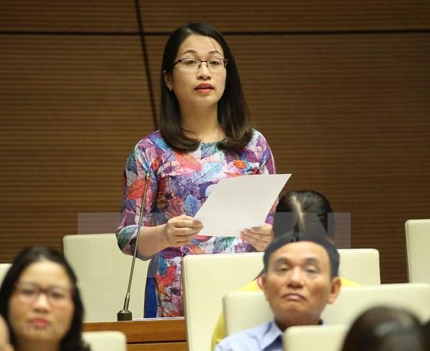 Vietnam impulsa la lucha contra el trafico humano hinh anh 2