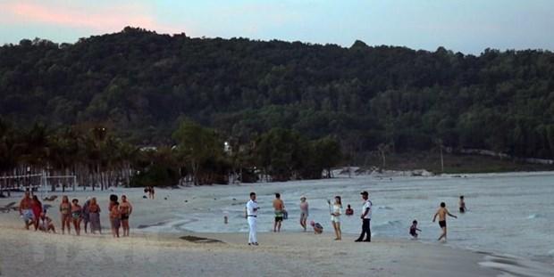 Turismo, sector economico clave de provincia vietnamita de Kien Giang hinh anh 4