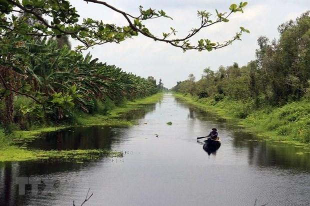 Turismo, sector economico clave de provincia vietnamita de Kien Giang hinh anh 3