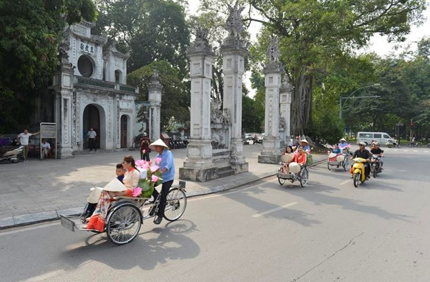 Hanoi, capital de amor y esperanza hinh anh 4