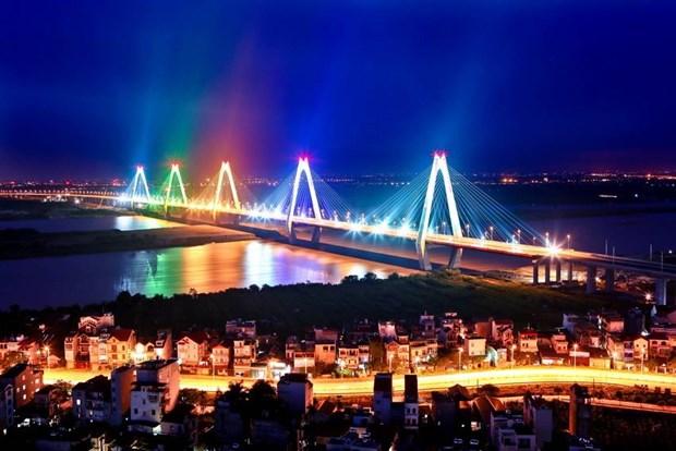Hanoi, capital de amor y esperanza hinh anh 1