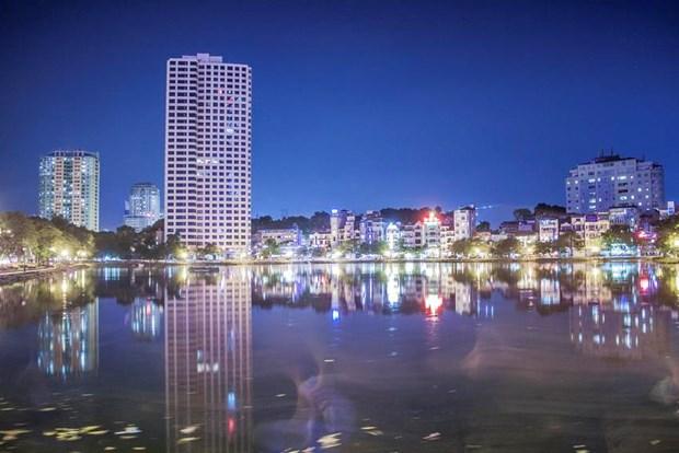 Hanoi, capital de amor y esperanza hinh anh 20