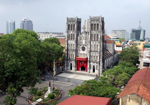 Hanoi, capital de amor y esperanza hinh anh 19