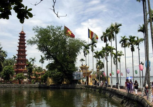 Hanoi, capital de amor y esperanza hinh anh 18