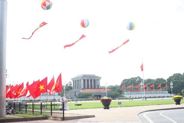 Hanoi, capital de amor y esperanza hinh anh 14