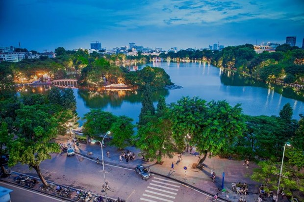 Hanoi, capital de amor y esperanza hinh anh 13