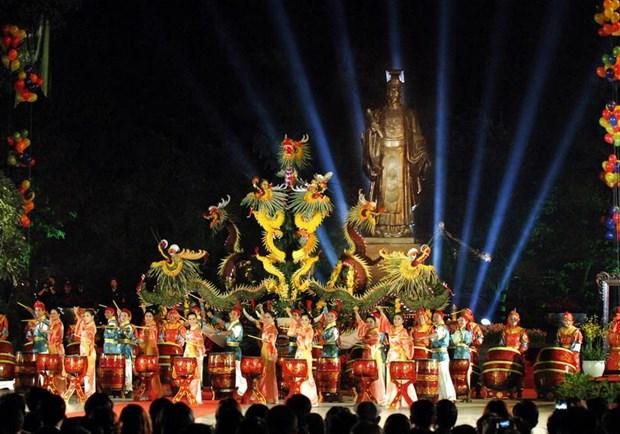 Hanoi, capital de amor y esperanza hinh anh 11