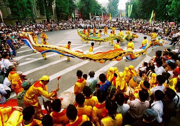 Hanoi, capital de amor y esperanza hinh anh 10