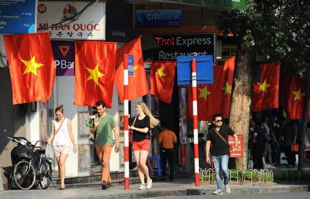 Hanoi, capital de amor y esperanza hinh anh 6