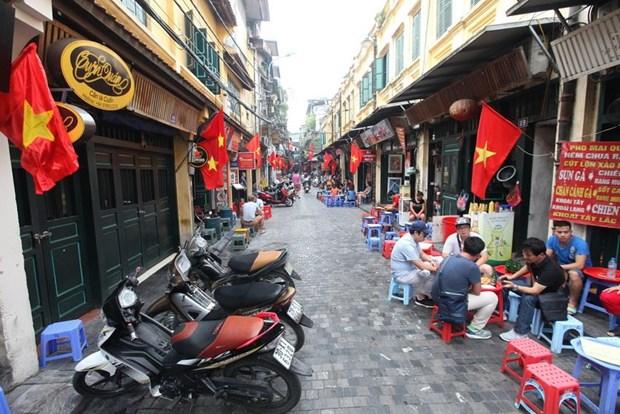 Hanoi, capital de amor y esperanza hinh anh 5