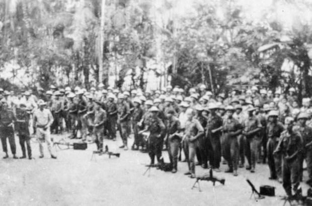 El aniversario 70 del Dia tradicional de soldados y expertos voluntarios vietnamitas en Laos hinh anh 3