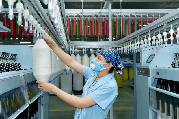 EVFTA brinda oportunidades para la industria textil vietnamita hinh anh 1